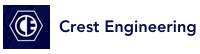Crest Engineering UK Ltd Mobile Retina Logo